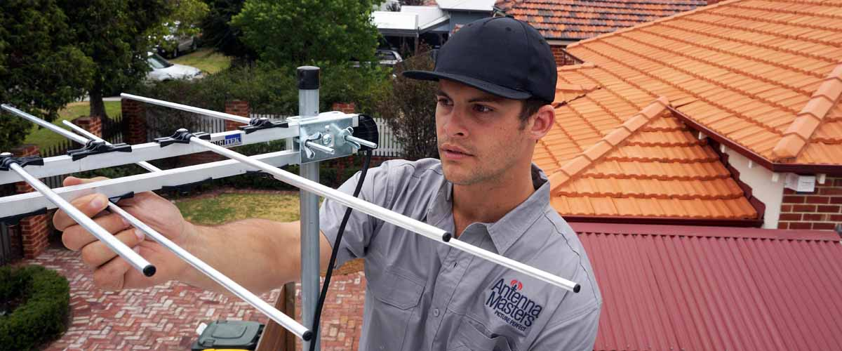 Digital TV Antennas Strata Properties Perth